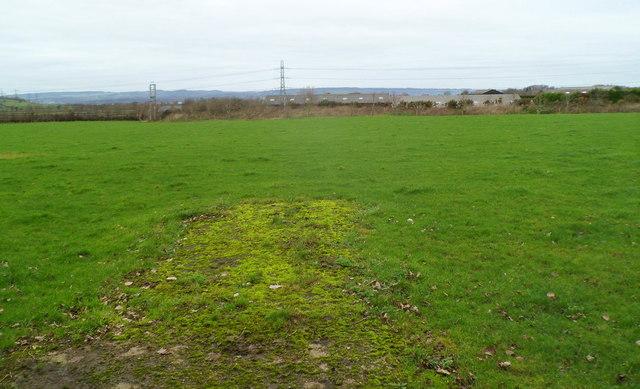 Redhill Farm field, Elberton