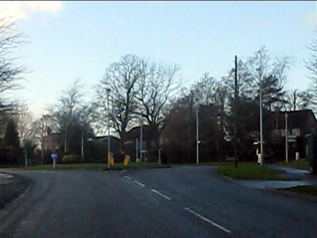 Victoria Road roundabout