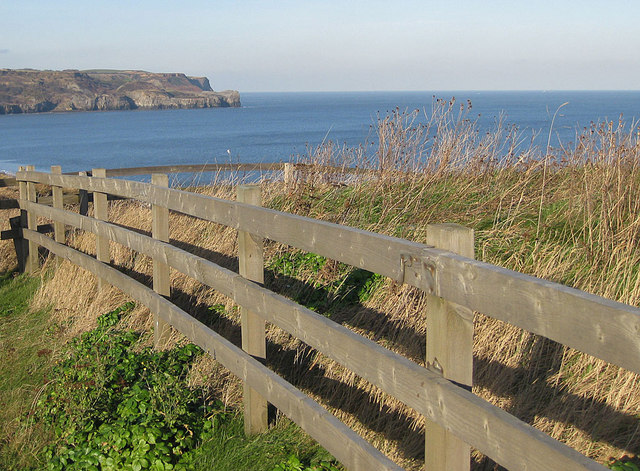 View to Sandsend Ness