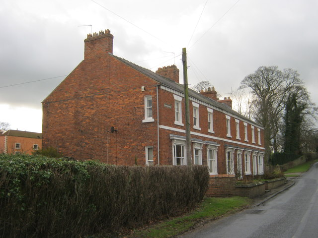 Richmond Terrace in Croft-on-Tees