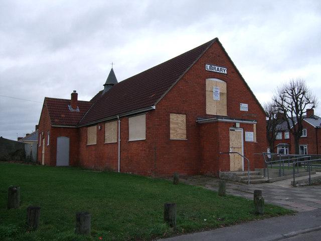Former Library, The Circle, Pinehurst