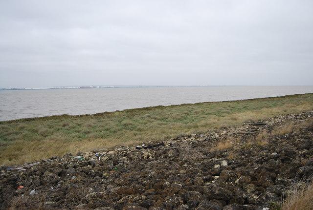 The Thames Estuary