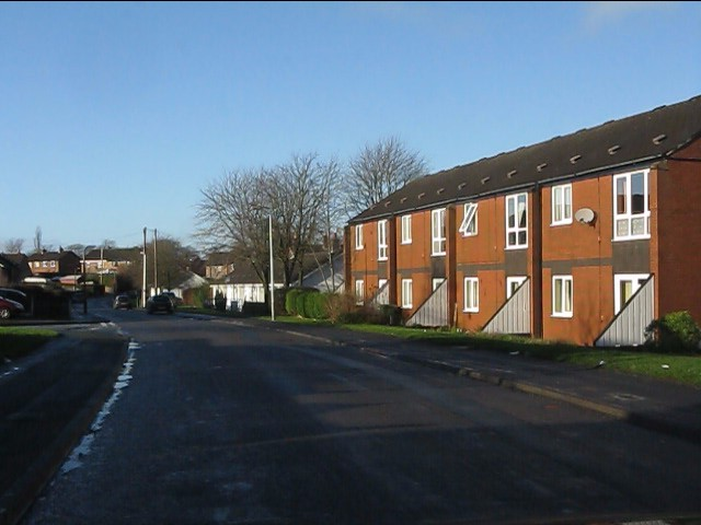 Houses on Kendal Road