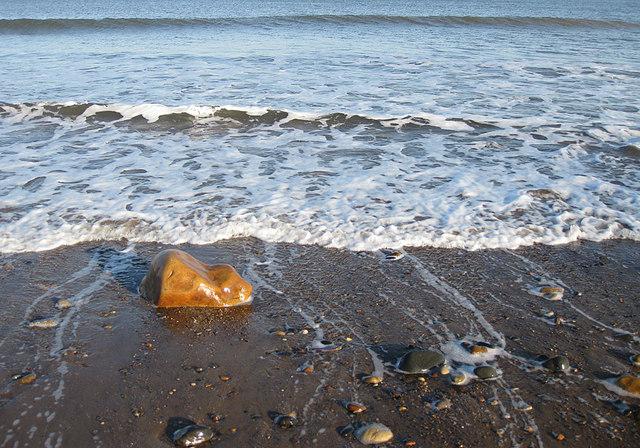 Ebb tide, Sandsend