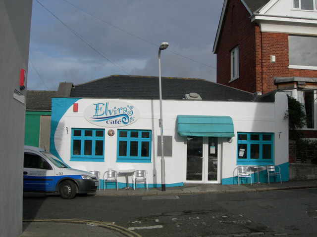Elvira's Cafe, Stonehouse