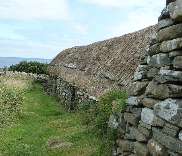 Barn at Shetland Crofthouse Museum