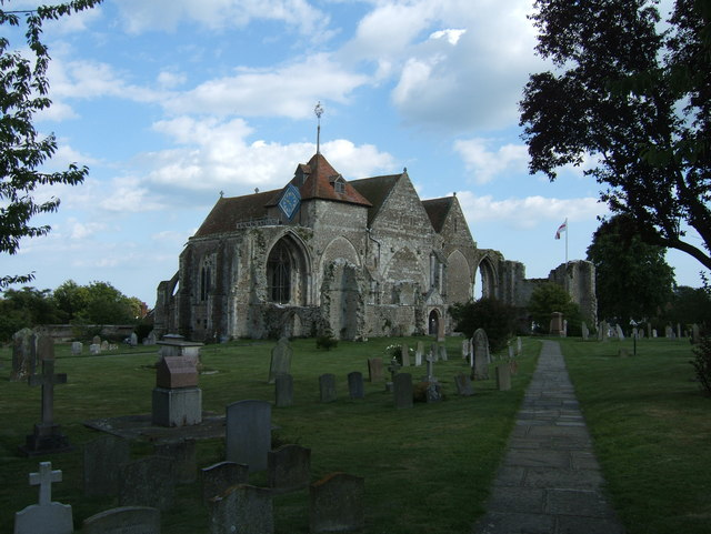 The parish church, Winchelsea