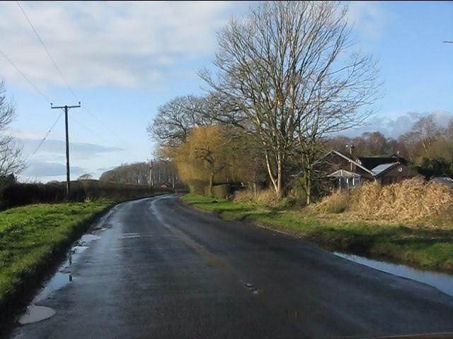 House on Twemlow Lane