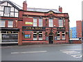 SE2933 : The Fox and Newt on Burley Street, Leeds by Ian S