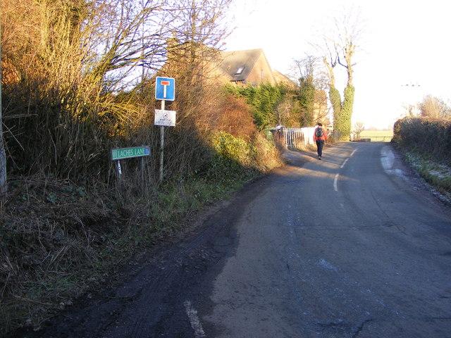 Laches Lane