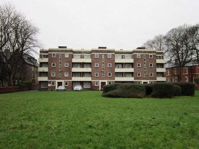 Cumberland Court on Cardigan Road, Leeds