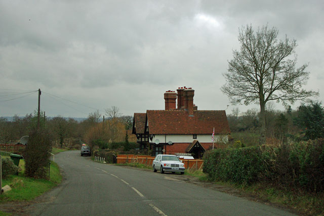 Cottages, Station Hill