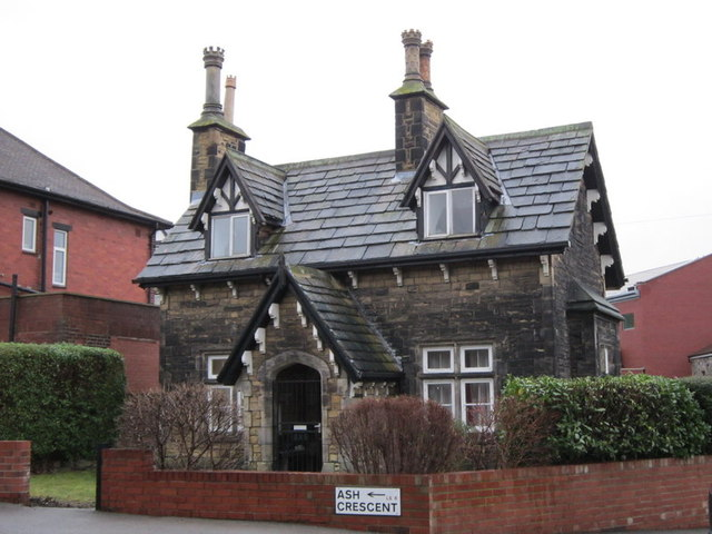 A house on Ash Crescent, Leeds