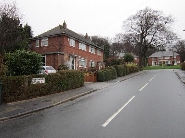Queenswood Mount, Leeds