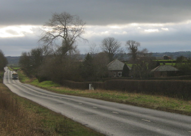 Grange View south of Stapleton