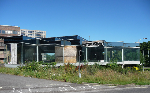 Disused offices, Basingstoke