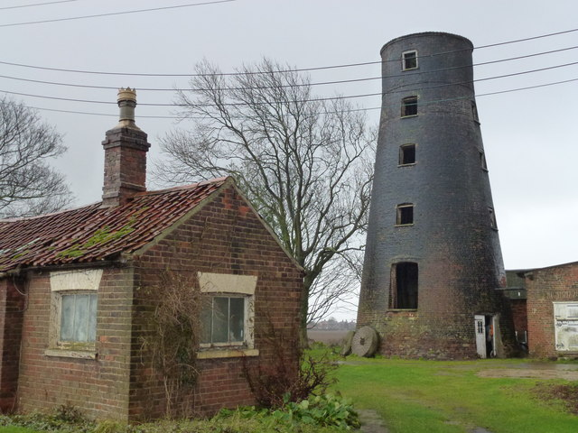 Penny Hill mill tower