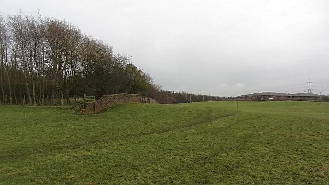 Field, Glencraig