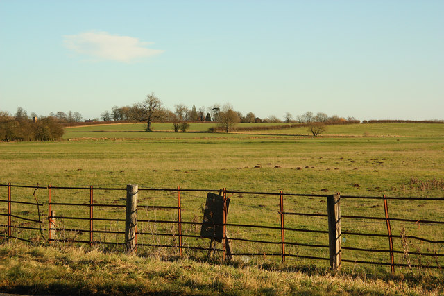Northorpe farmland