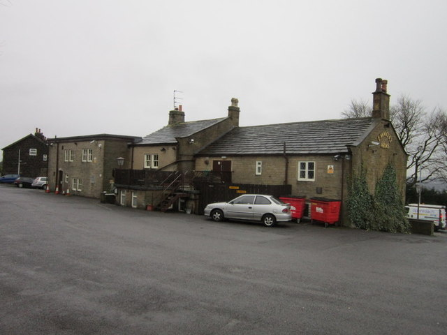 The Emmott Arms, Rawdon