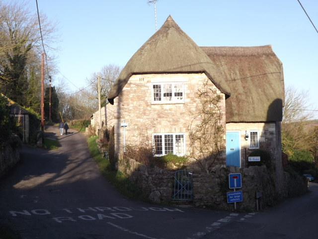 Church Lane, Osmington