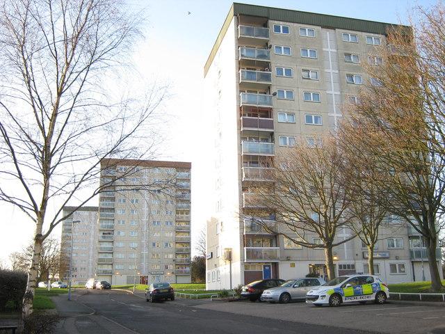 Jarvis Road flats 2