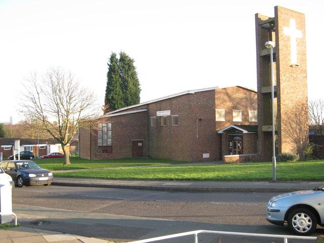 St Margaret's Church, Short Heath