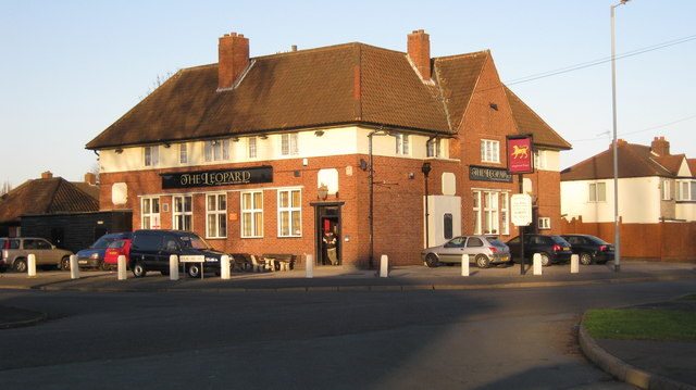 The Leopard Public House