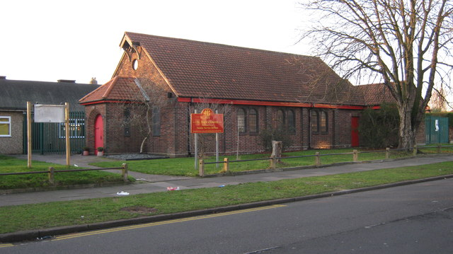 St Mark's Church of England, Short Heath