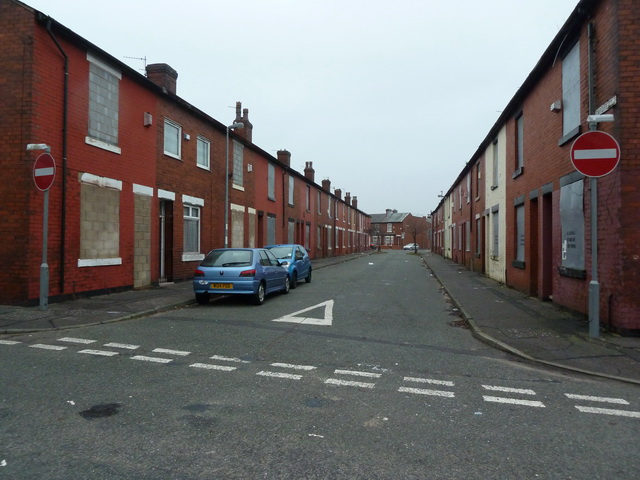 Cardiff Street, Salford