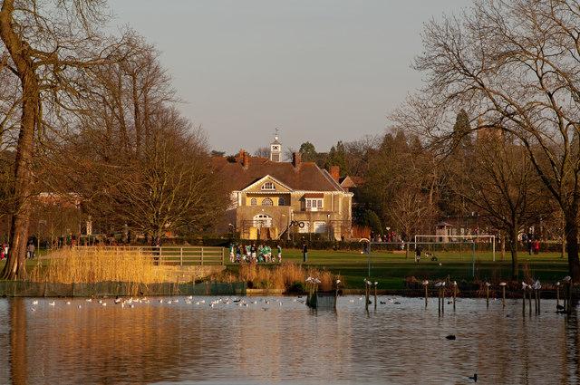 Priory Pond