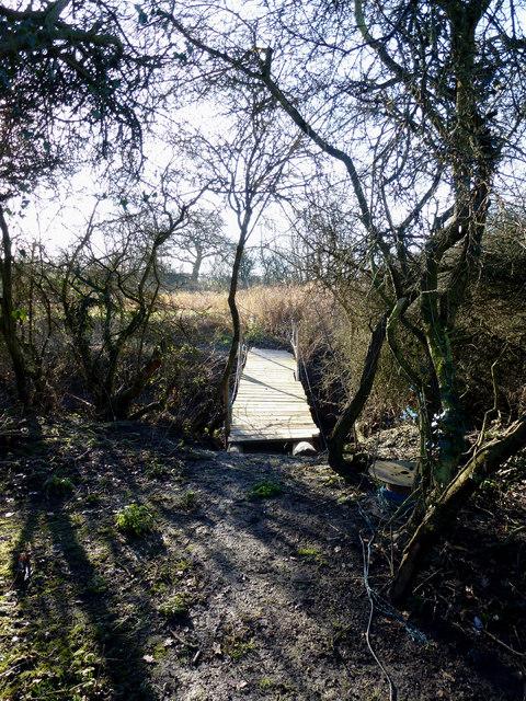 Bridge over the Crouch