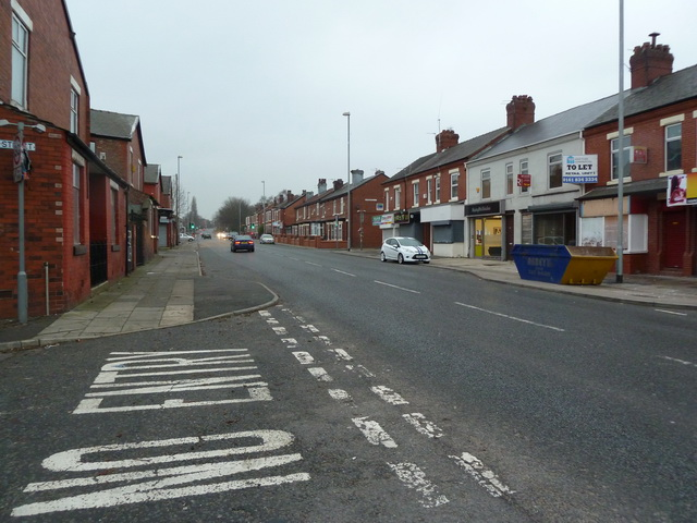Leicester Road, Salford