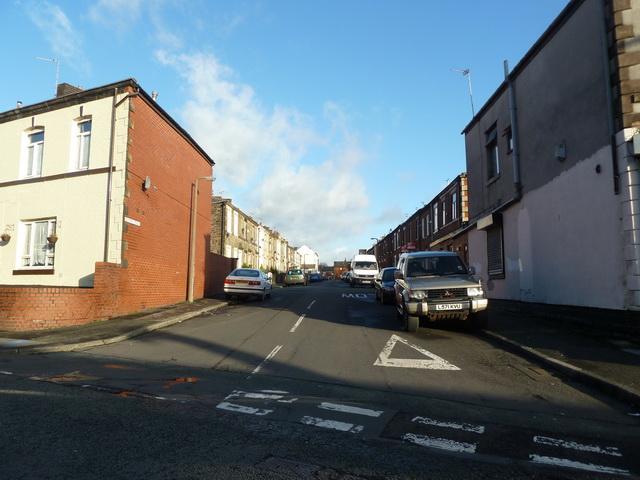 Denton Street, Bury