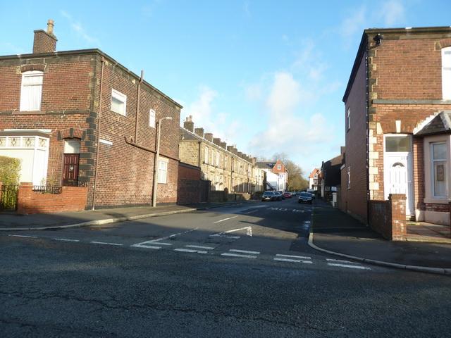 Porter Street, Bury
