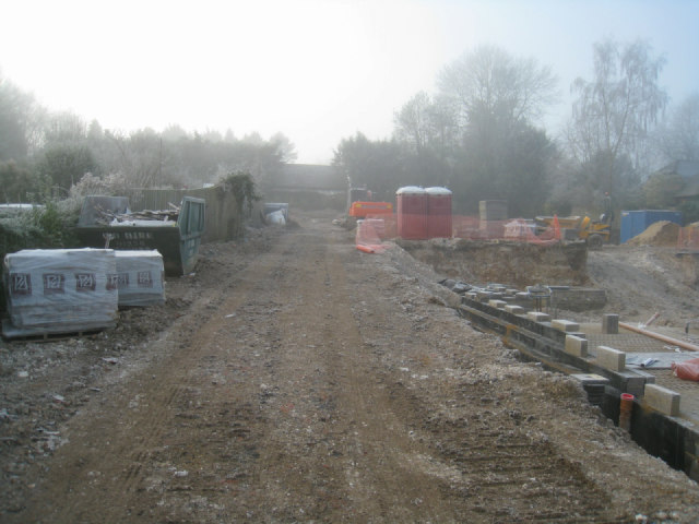 Building site access