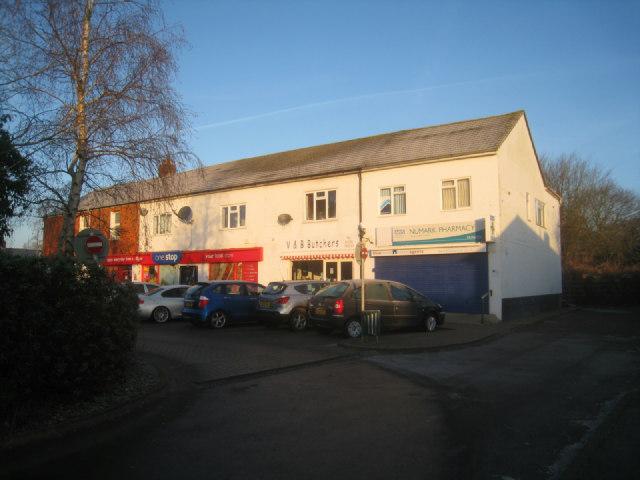 Village shops - Oakley