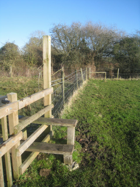 Stile in good condition