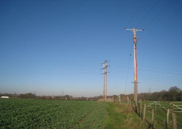 Assorted power supplies