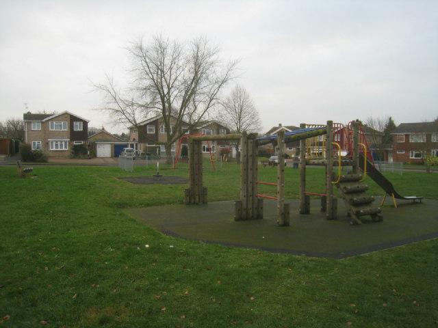 Play area - Itchen Close