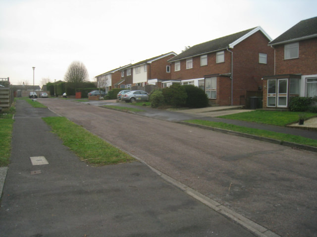 Houses in Itchen Close