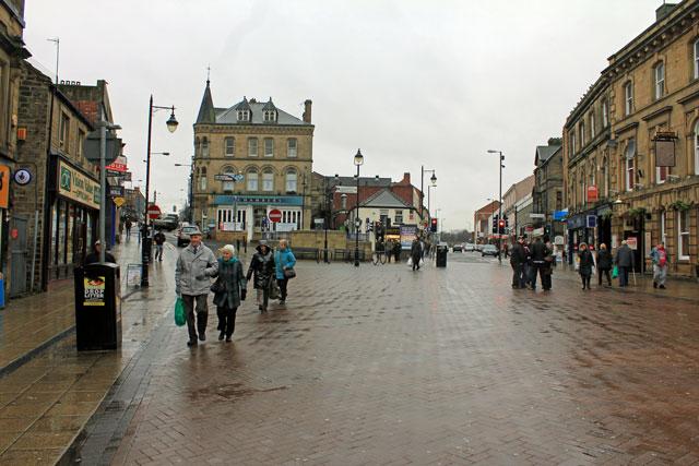 Peel Square Barnsley