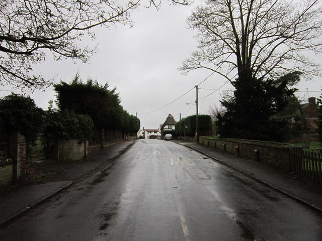 Stratford Road, Nash