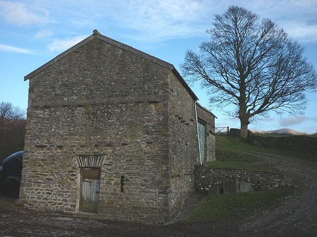 Tarnhouse Barn