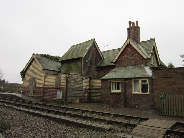 Swanbourne Station