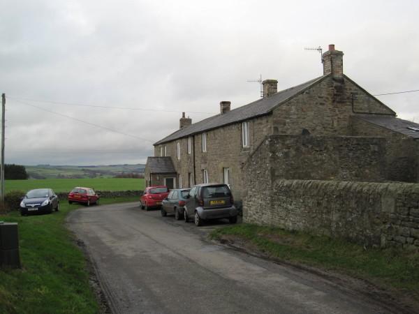 Former Farm Cottages at Elrington