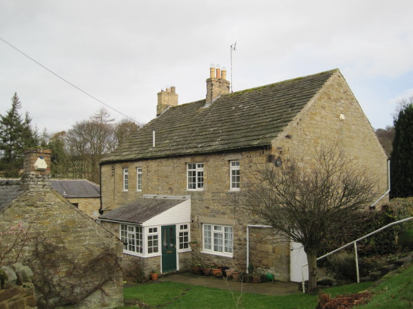 House at Woodhall Mill