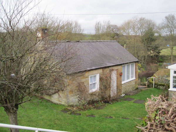 Cottage at Woodhall Mill