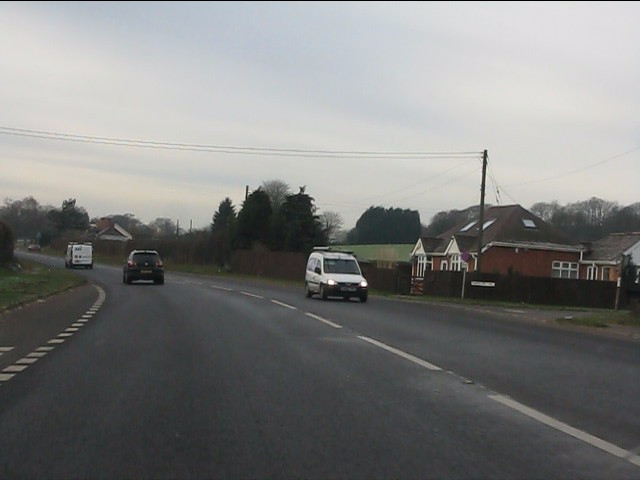 A491 - Harbours Hill junction
