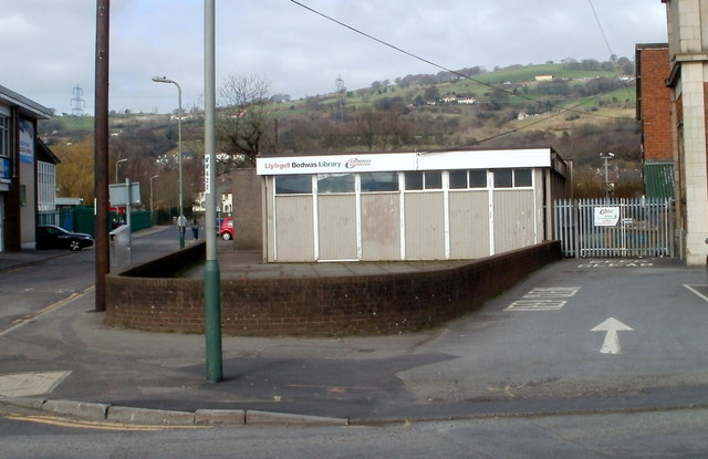 Bedwas Library